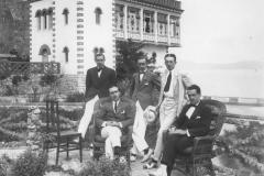 Casa dels Forestals 1910